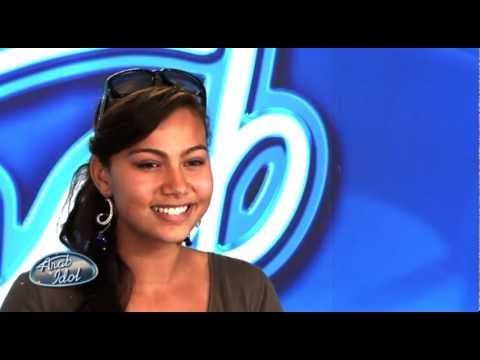 Arab Idol - Ep1 - Auditions - شيرين اللجمي