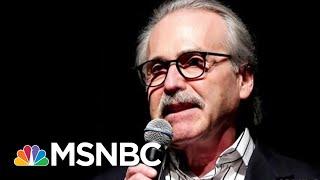 David Pecker's Past Practice Puts POTUS In A Pickle, Precludes Pulitzer | Rachel Maddow | MSNBC