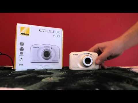 Nikon Coolpix S33 Kamera für Kinder - Review & Test