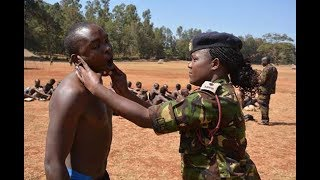 Learn about the following ideals if you want to join Kenya Defence Forces