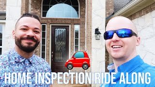 Home Inspection Ride Along