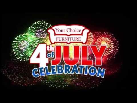 4th of July Celebration - TV