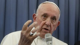 Pope Refuses To Comment On Ex-Vatican Official's Sex Abuse Cover-up Claim