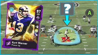 Kurt Warner + This Ability Combo Makes You INVINCIBLE In The Pocket! (Madden 20)