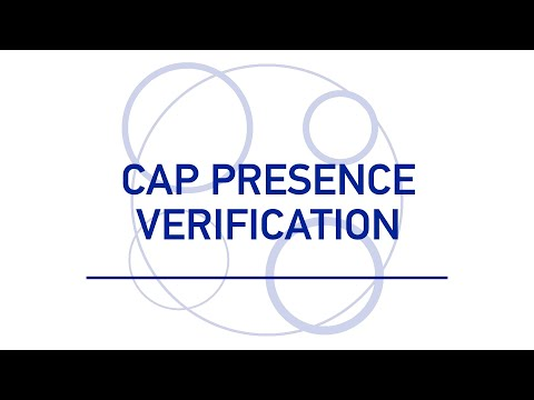 Datalogic Smart-VS™ | Cap presence verification