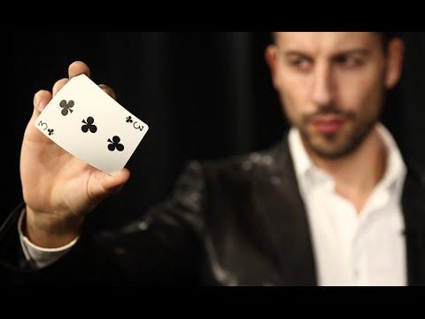 6 Close-Up Magic Tricks in 90 Seconds | Mashable