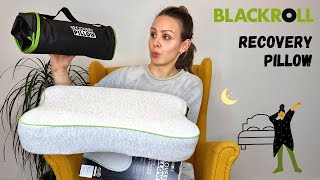 Blackroll Memory Foam Recovery Pillow Review