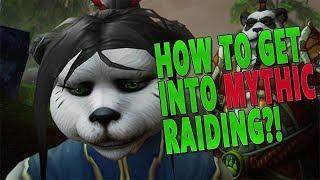 What Makes a Mythic Raider? - Самые лучшие видео