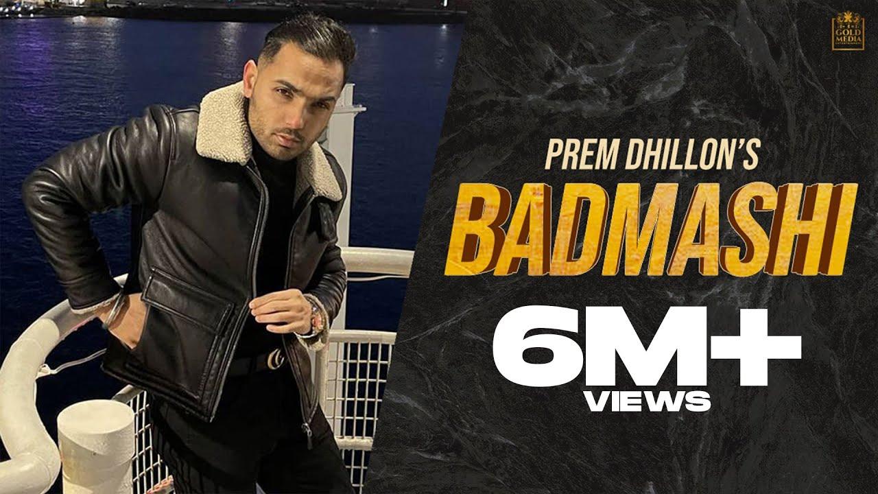 Badmashi mp3 Song