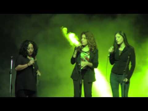 Un bel trio Anna Scudieri, Maria Cristina Barcellona e  Eleonora Martorana.