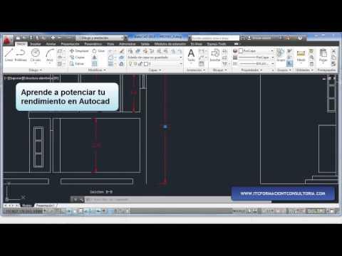 Curso de AUTOCAD Profesional - Software de diseño CAD 2D y 3D