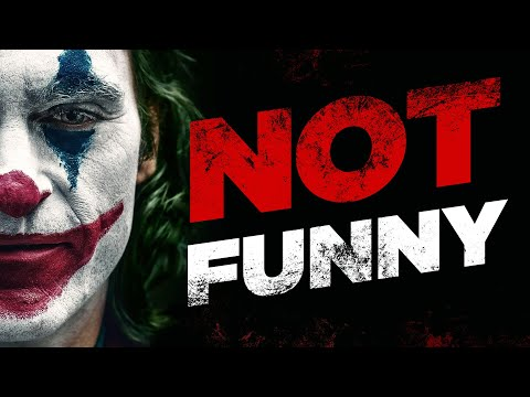 Joker Not Allowed To Be Funny? - Movie Podcast