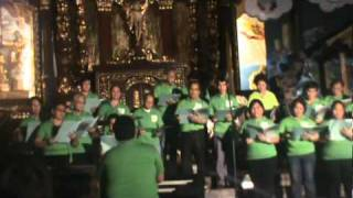 Lo, How A Rose 'Er Blooming / Angels We Have Heard On High - St. Michael's Choir