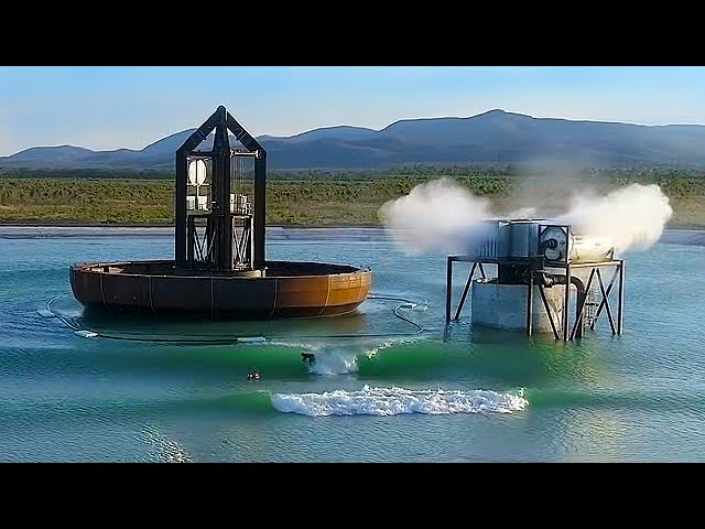 Surf Lakes - Australia's First Surfing Wave Pool