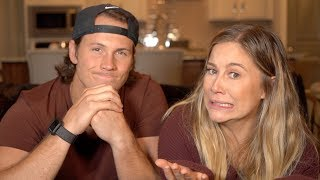 10 THINGS I'VE NEVER TOLD ANYONE CHALLENGE   Shawn Johnson + Andrew East