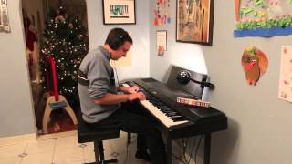 "Falconer ""Scoundrel and the Squire"" Solo Piano"