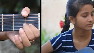 Gulabi Aankhen || Ananya || Guitar Version