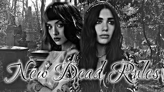 Dua Lipa, Melanie Martinez - New Dead Rules (New Rules x Dead To Me mashup) [music video]