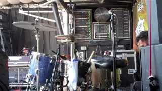 The Chariot - Warped Tour 2013 (Almost full set)