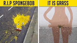 Amazing Examples of Street Art