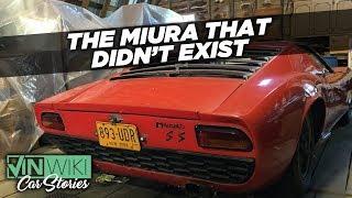 I found a Miura in a barn