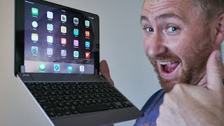 The Best IPad Keyboard - Brydge Keyboard For IPad Air / Pro Review