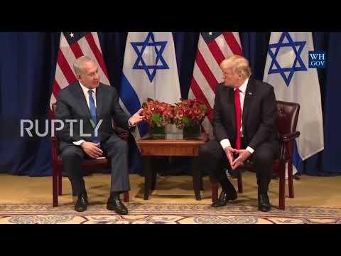 USA: 'I say it can happen' - Trump optimistic on Israeli-Palestinian peace ahead of UNGA debates