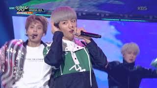 뮤직뱅크 Music Bank - MAMMA MIA - SF9.20180406