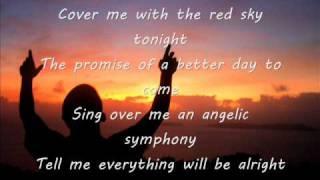 Brandon Heath - Red Sky With Lyrics