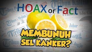 Hoax or Fact: Lemon Panas dapat Membunuh Sel Kanker?