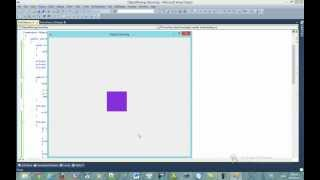 Basic C# Game Programming   Moving Object on the form