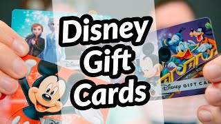 How to Pay with Disney Gift Cards: the Right Way | Disney Gift Card Best Practices