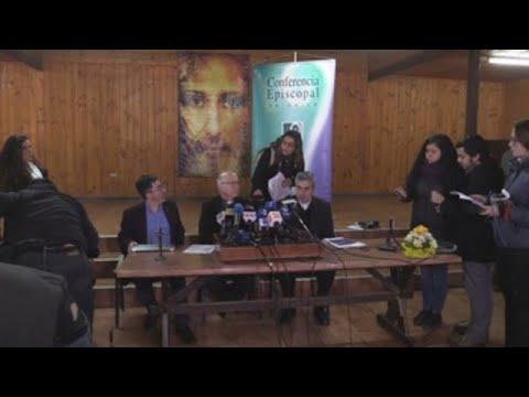 Iglesia chilena pide perdón por casos de abusos sexuales y se compromete a publicar investigaciones