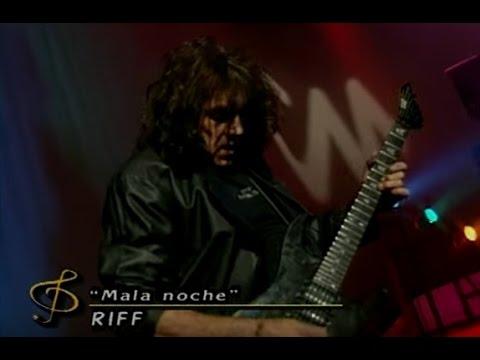 Riff video Mala noche - CM Vivo 2000