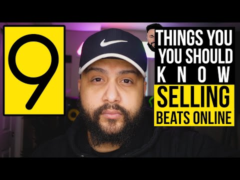 9 Things You Should Know About Selling Beats Online