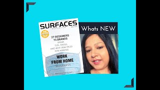 Editor speaks - Surfaces Reporter- April 2020 -What's New | Architecture & Design Magazine India