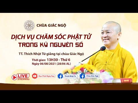 Chăm sóc Phật tử trong kỷ nguyên số