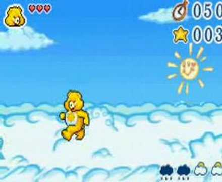 Les Bisounours : Mission Calins GBA
