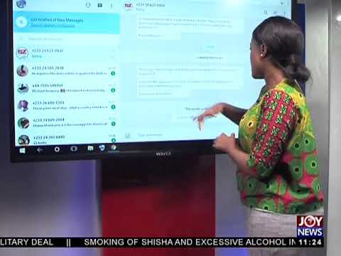 Messages From Some Concerned Ghanaians - News Desk on JoyNews (28-3-18)