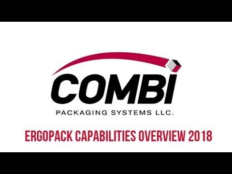 2018 Ergopack Capabilities Overview