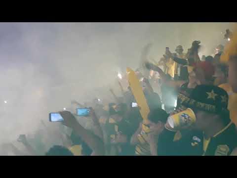 """""""¡Tu hinchada está loca y yo quiero verte campeón! - Final Copa Premier 2020"""" Barra: Mega Barra • Club: Real España"""