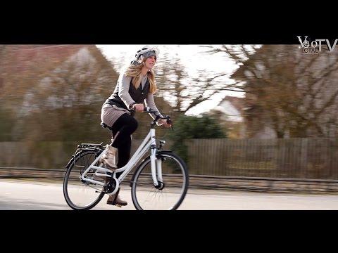 GE-CHECKT: GREEN´S KENSINGTON Trekking-Damenfahrrad - very stylish