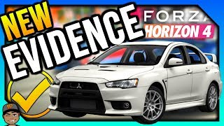 Forza Horizon 4: NEW PROOF Mitsubishi Is Returning!?