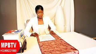 RDC-Prophetie Choc n°6 Esther Baye:Le regne de Kabila est fini...la chaise de Kabila est vide
