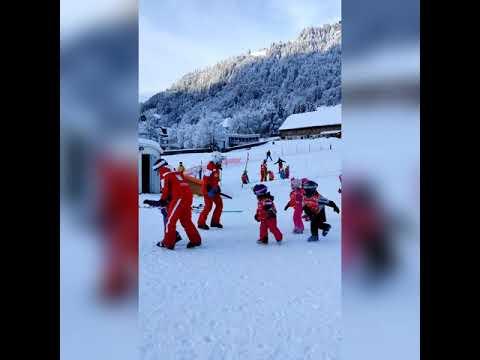 Swiss Snow Kids Village - Schweizer Skischule Engelberg-Titlis ❤️🇨🇭 #mymagicmoment