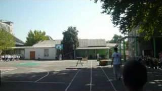 preview picture of video 'Выступление Трейсеров ТДЖК в школе №6 г. Душанбе [PK.AIR]'