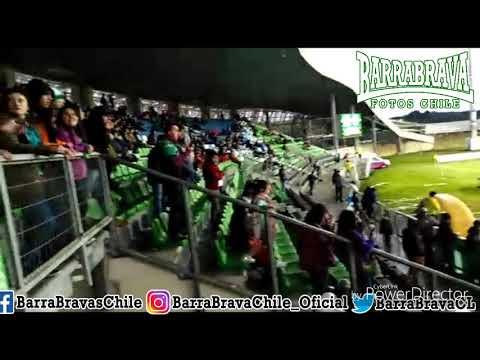 """""""los del sur deportes puerto montt de local vs san marcos de arica"""" Barra: Los del Sur • Club: Deportes Puerto Montt • País: Chile"""