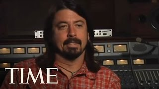 Outtakes with Dave Grohl | TIME