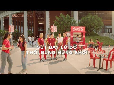 Coca-Cola Chiều Bừng Hứng Khởi