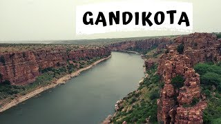 Two Day Trip to Gandikota Yaganti Belum Caves